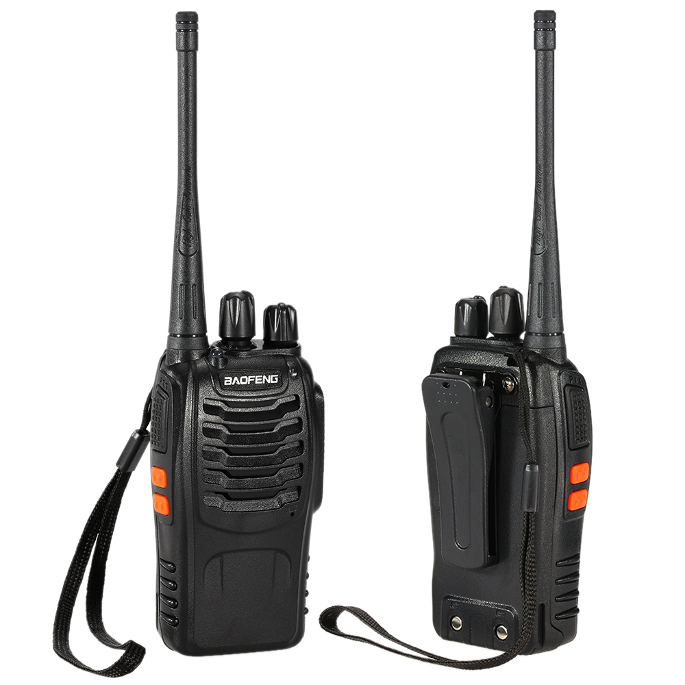 Tragbare Handheld Interphone 16ch Fm Uhf 400-470 Mhz Talkie Walkie Transceiver 2-wege-radio Set 1500 Mah Batterie Taschenlampe RegelmäßIges TeegeträNk Verbessert Ihre Gesundheit Audio Intercom Sicherheit & Schutz