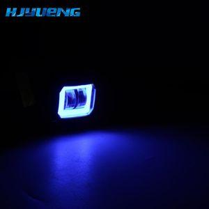 Image 5 - 2 PCS 3 Polegada 12 V 24 V 6500 K 40 W Quadrado LEVOU Angel Eyes Luz Bar Offroad À Prova D Água carro Barco conduziu a Luz do Trabalho