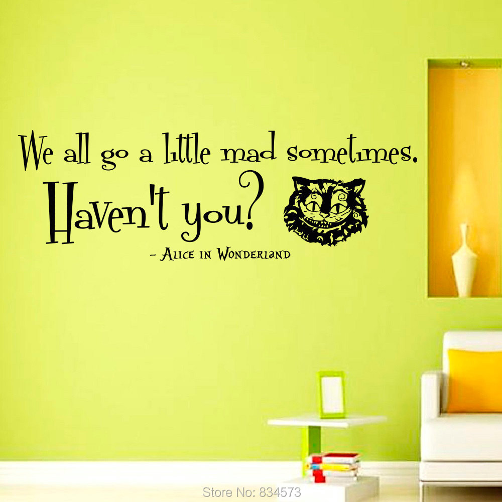 Alice In Wonderland Wall Decor Compare Prices On Alice Decorations Online Shopping Buy Low Price