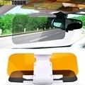 Dia Noite Óculos Viseiras Sombra de Sol do carro Auto Óculos Escudo Pala de Sol Filme Janela Sombrinha Anti-Glare Dazzle Condução espelho