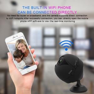 Image 3 - كاميرا فيديو صغيرة مع محس حركة واي فاي صغيرة سرية IP كاميرا فيديو صغيرة كاميرا HD 1080p واي فاي كاميرا صغيرة