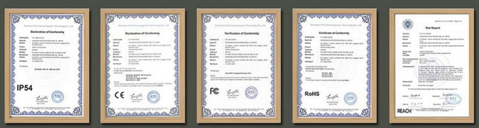 certisfications