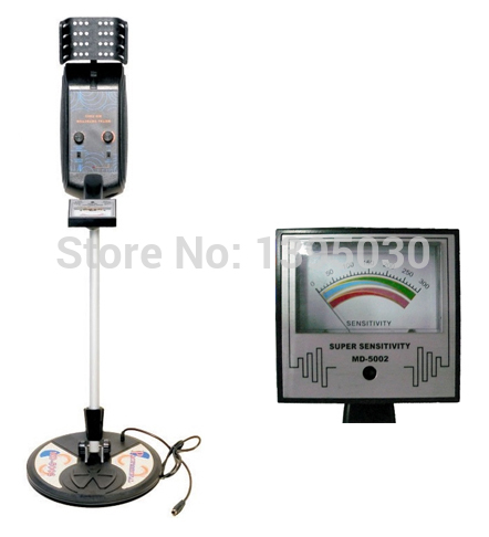 5 Pcs/Lot  MD-5002 Under ground metal detector,gold detector Hotsale in 2014