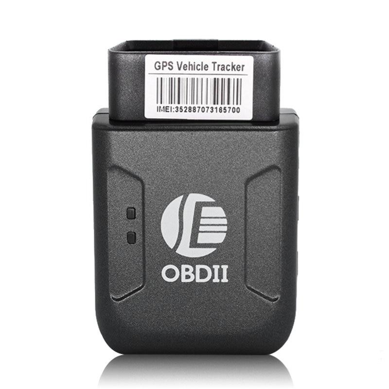 OBD2 GPS tracker TK206 OBD 2 Real Time GSM Quad Band Anti-theft Vibration Alarm GSM GPRS Mini GPRS tracking OBD II car gps все цены