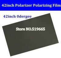 42 inch 42 inch 0 graden LCD LED polarisator film voor lcd led TV front film