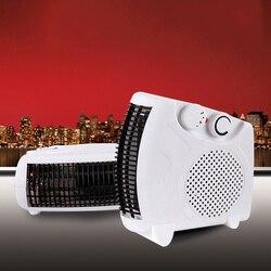 Freeshipping 2000 w poder aquecedor elétrico aquecedor de ar três engrenagens pode ajustar o temperater