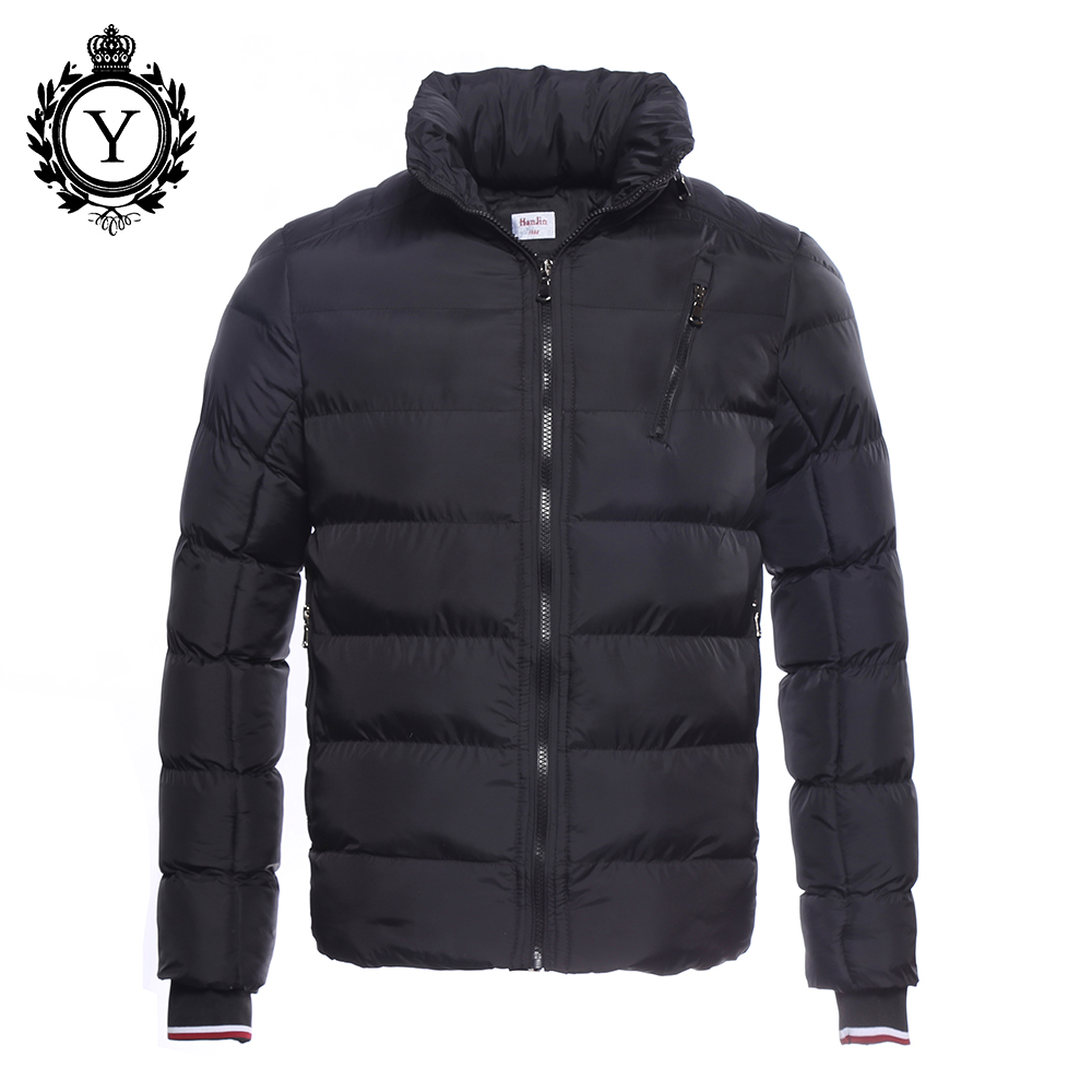 b650f2e3df18 COUTUDI Factory Wholesale Winter Jacket Men s Short Warm Clothing Stand  Collar Male Parka Coats Solid Ukraine Style Man Jackets
