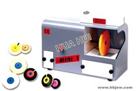 Jewelry Polishing Machine with Dust Collector,Bench Grinder Jewelry making tools