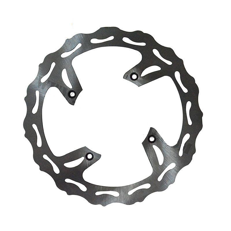 HIGH QUALITY FRONT BRAKE DISCS BRAKE ROTORS FOR  KX KXF KLX 125 250 450 OFF ROAD MOTORCYCLE PIT BIKE DIRT BIKE DIMATER 25CM