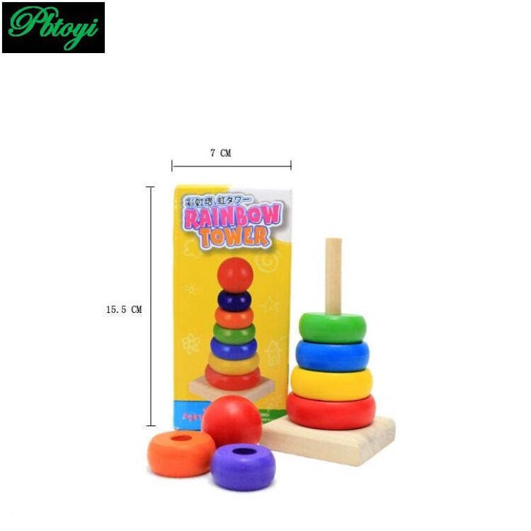 1PCS Infants And Young Children High Layer Building Blocks ...