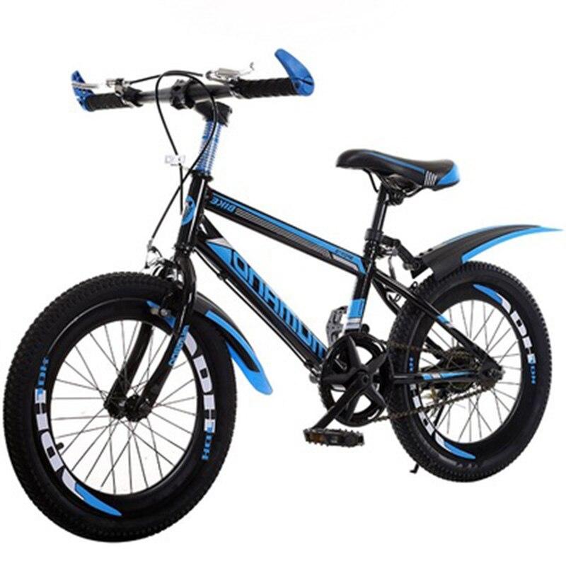24 Children's Mountain Bike Single-Speed Mountain Bike V Brake Speed Bike