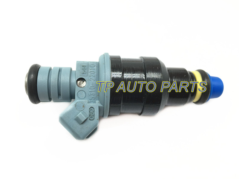 Set of 4 Fuel Injector For Hyun dai Accent OEM# 35310 22010  3531022010 9250930006-in Fuel Supply & Treatment from Automobiles & Motorcycles    1