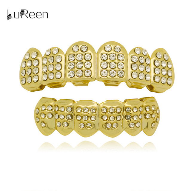 LuReen Gold Teeth Grills...