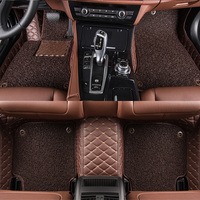 TENGRUI Custom Car Floor Mats For CHRYSLER 300C Car Accessories Auto Floor Mat Cargo Liner