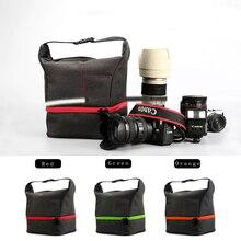 Waterproof Digicam Case Bag Shoulder Bag for Nikon D600 D610 D3200 D3300 D3400 D7000 D7100 D7200 D800 D810 D750 D5500 D5600