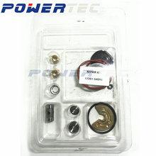 CT9 турбо Ремонтный комплект для Toyota Hiace 2,5 TD H12 66 кВт 90 hp 2L-T-17201-54090 турбины ремонтные комплекты 1720154090 турбонагнетатель часть