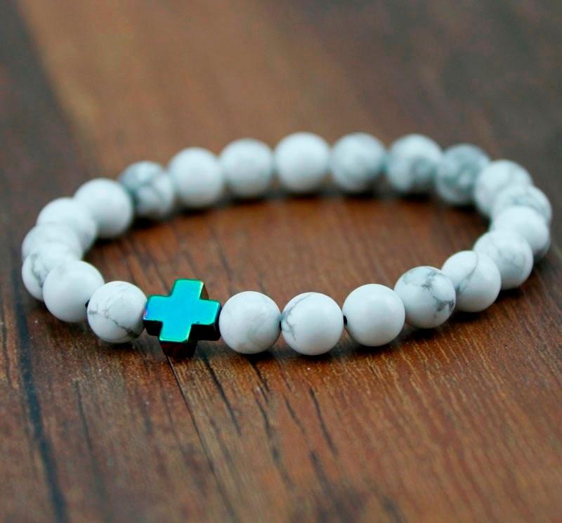 HTB1QDkgMXXXXXXUXFXXq6xXFXXXS - Unisex Lava Stone Style Beads Bracelet