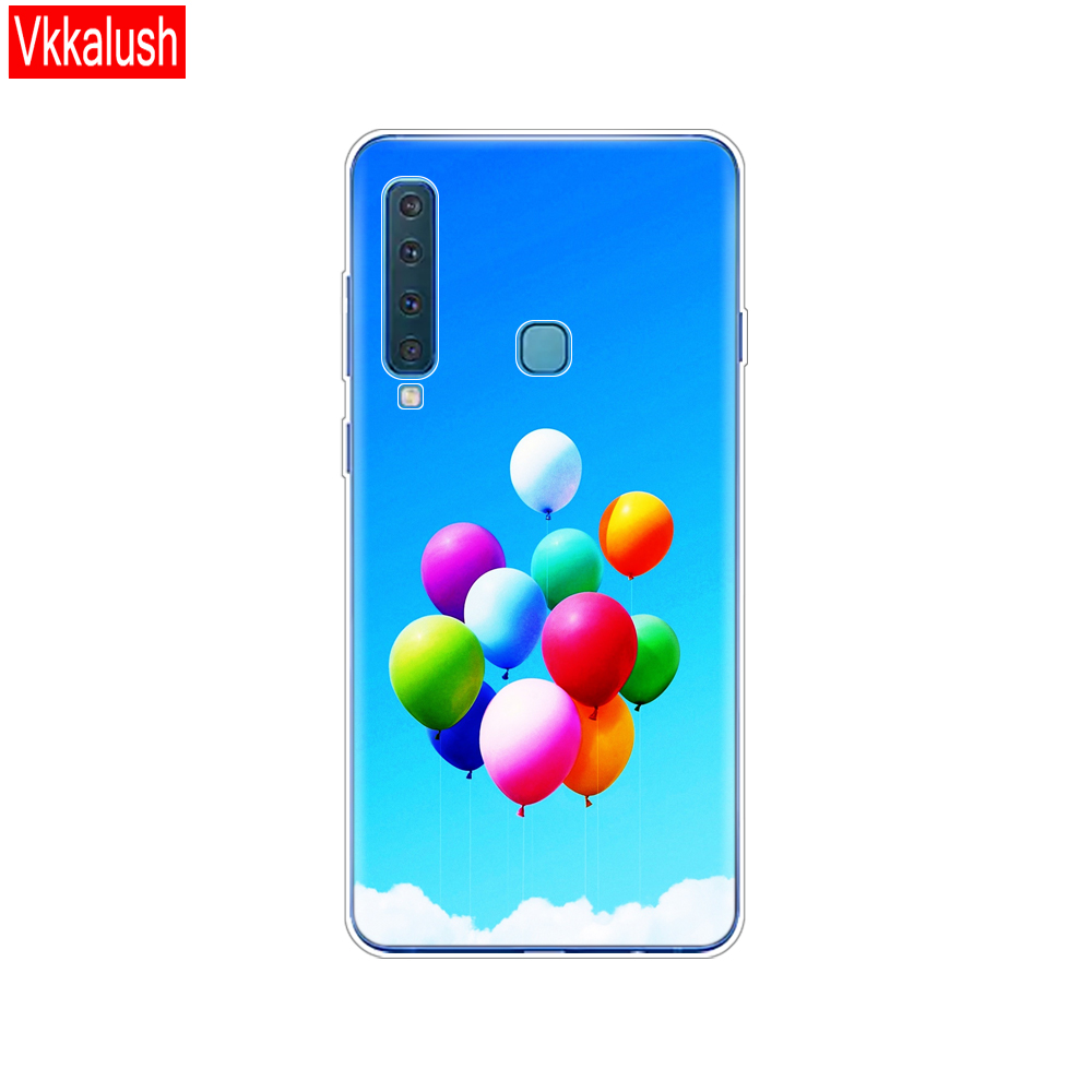Image 5 - For Samsung Galaxy A9 2018 Case Samsung A9 2018 Cover Silicon TPU Phone Case For Samsung A9 A920F A920 SM A920F Cover shell-in Fitted Cases from Cellphones & Telecommunications