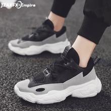 2019 Men Casual Shoes Breathable Footwear Male Walking Outdoor Boys Mens Zapatos Comfortable Sneaker