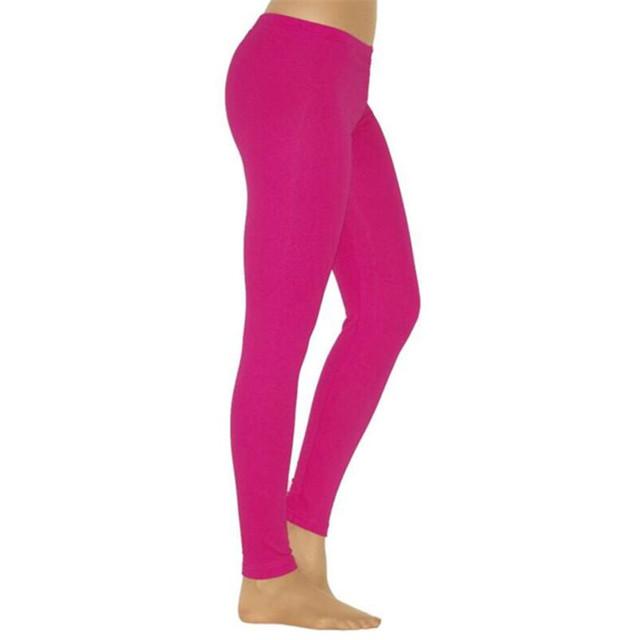 Women Push Up Breathable Slim hight Waist Pants 4XL