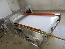 Food security metal detector machine needle textile processing food staple food processing used metal detector food industry