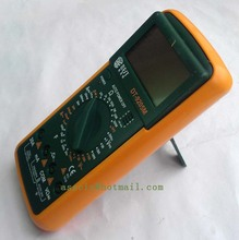 Auto power off analog digital multimeter