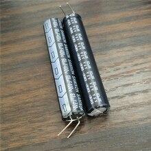 5 шт. 68 мкФ 400V SAMXON км серии 10x50 мм ручка-колпак 400V68uF для ЖК-дисплей/ТВ Алюминий электролитический конденсатор с алюминиевой крышкой