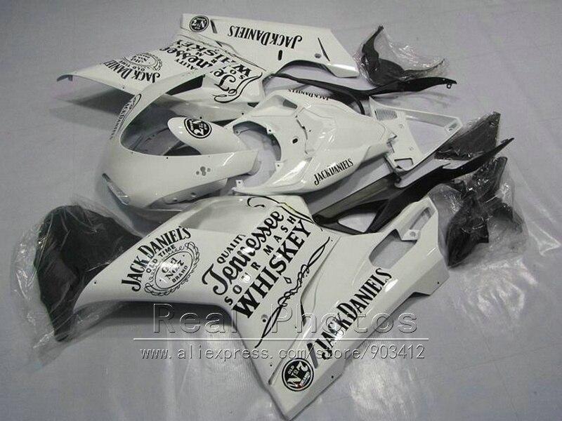 Injection molding fairing kit for Ducati 1199 2012 2013 white black motorcycle fairings set 1199 12 13 HR61