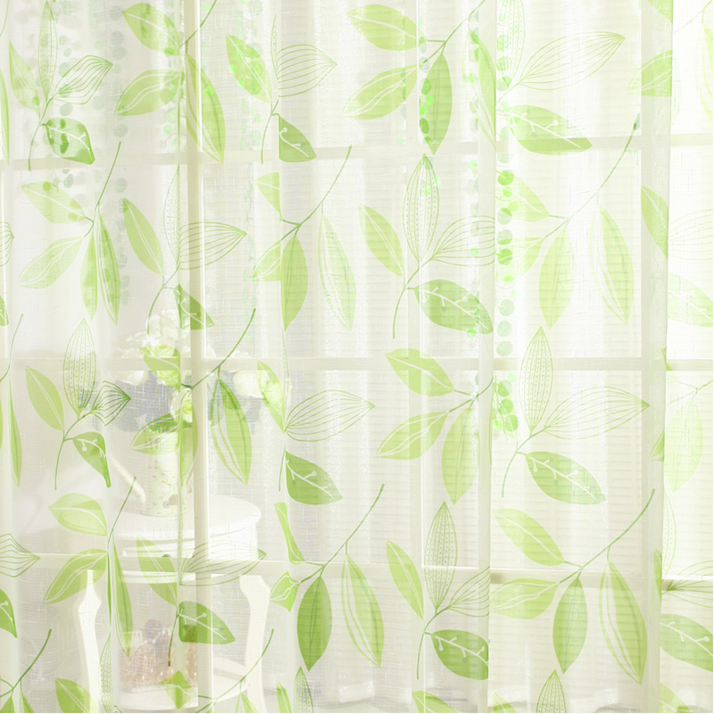 [byetee] Medvilnės drobė Modernus užuolaidų kambario užuolaidų - Namų tekstilė - Nuotrauka 4