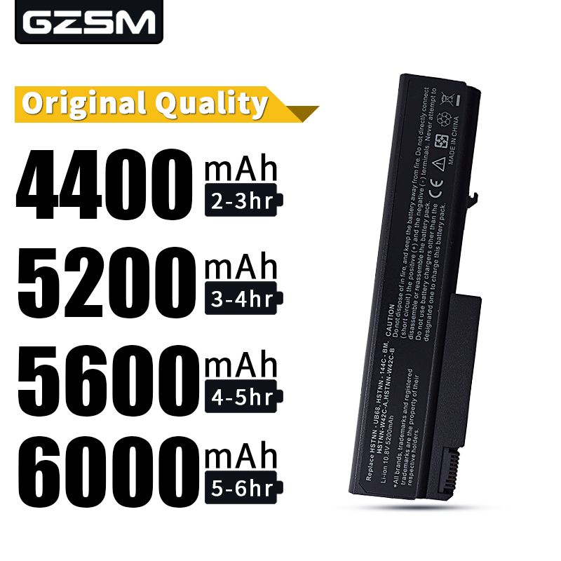 HSW 6cells Laptop Battery For HP 6930p 8440p Batteries 8440w Battery For Laptop 6500b 6530b 6530s 6535b 6730b 6735b Battery