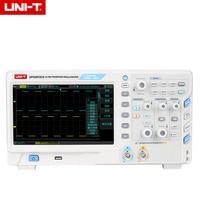 UNI T UPO2072CS Digital Phosphor Oscilloscope 2 Channels 70MHz Bandwidth 1GS S 50 000wfms S 8