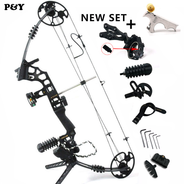 Original Jun Xing Hunting Compound Bow Archery Fishing With 20 70