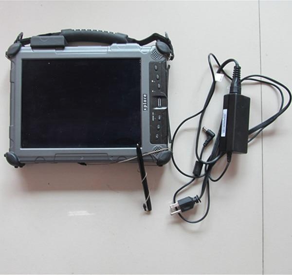 MB STAR SD C4 Diagnostic for Benz Tool 2017.09 + Tablet IX104 250GB SSD - WARRANTY