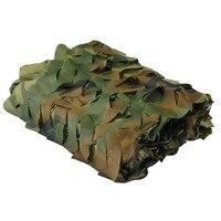 7 м x 9 м военные Армейская камуфляжная сетка охота слепой 150D полиэстер Оксфорд Camo сетка для съемки на открытом воздухе охотничьих слепых сет