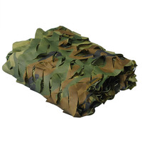 7Mx9M Military Army Camo Net Hunting Blind 150D Polyester Oxford Camo Net for Outdoor Shooting Hunting Blind Mesh Screen Tents