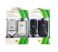 5 in 1 charging Kits Battery Pack For Xbox 360 4800mAh Rechargeable Battery Pack Charger Cable for Xbox 360