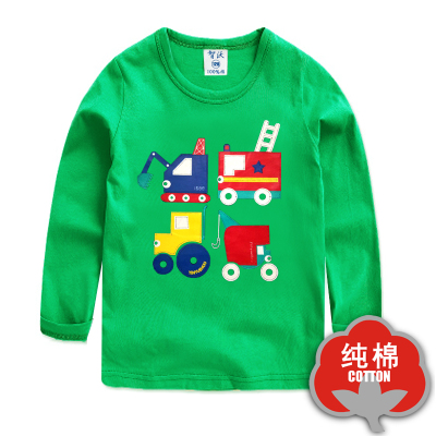 V-TREE-Boys-Shirts-Spring-Autumn-T-shirt-For-Girl-Cartoon-Girls-Tops-Cotton-Children-Tee-Baby-Clothing-3