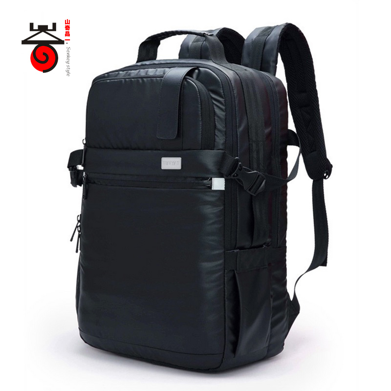 2017 Senkey style Fashion Large Capacity waterproof MULTIFUNCTION font b laptop b font font b backpack