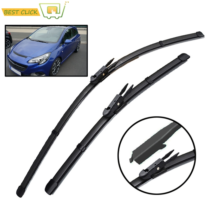 """Nissan Qashqai 2007-2014 Brand New Front Windscreen Wiper Blades 24/""""16/"""""""