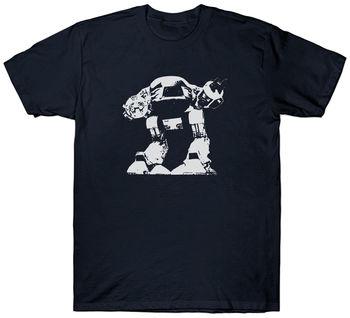 A Camisa Superior T Años Película Robocop winfinite Los 80 me Ed De stCQhxrd