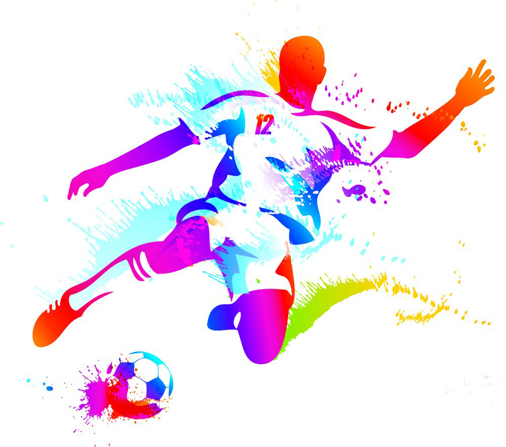 Soccer Player Football Art Oil Painting 100 Hand