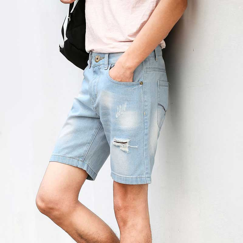 Sky Blue Shorts Men Promotion-Shop for Promotional Sky Blue Shorts ...