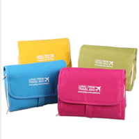 Waterproof Cosmetic Bags Bath Wash Makeup Make Up Cosmetic Bag Suspension Multifunctional Organizer Storage Travel Toiletry