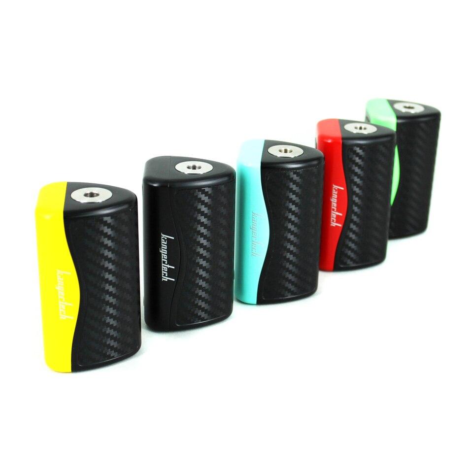 Cigarette électronique Originale Kanger iKen Boîte Mod Intégré 5100 mah Batterie 230 w Mod Kangertech iKen Mod Cigarette Électronique