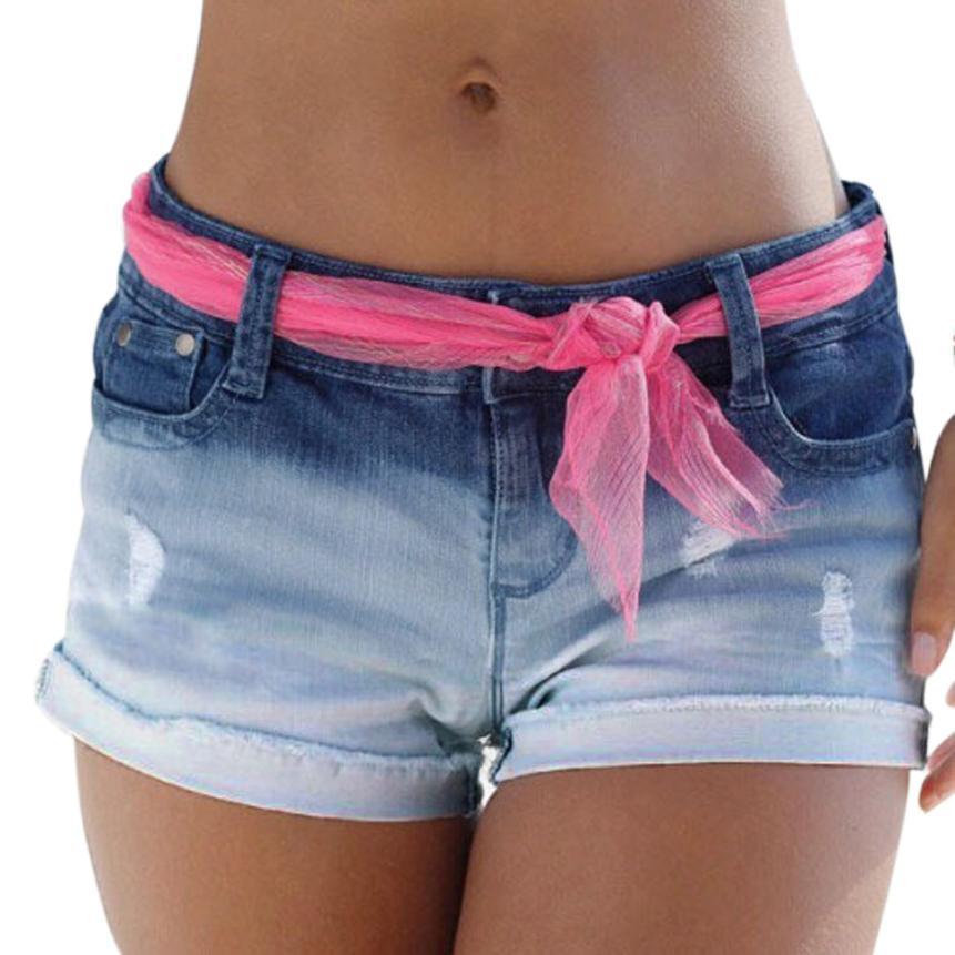 Gepäck & Taschen Genossenschaft Frauen Sexy Beiläufige Kurze Jeans Hohe Taille Shorts Sommer Strand Shortsaug10 Quell Sommer Durst