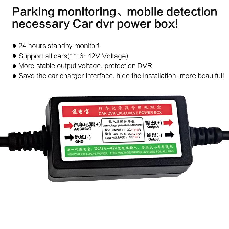 17 Registrar Car Camera DVR 1080P HD 1 Degree Dvr Black Box Car Mirror Camera Dual Camera Lens With Rear View Camera Dashcam 26