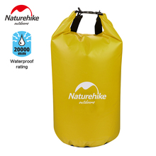 Naturehike High Quality 50L Multifunction Waterproof bag  Storage Backpack For Camping Driftage Swimming Travel NH15S001-D