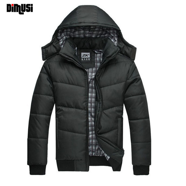 2016 New Arrival Men Winter Jacket Big Size M-3XL New Arrival Casual Slim Cotton With Hooded Parkas Casaco Masculino,YA294