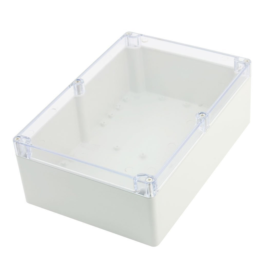 265mmx185mmx95mm Power Cable Connector Waterproof Case Junction Box 65 95 55mm waterproof case