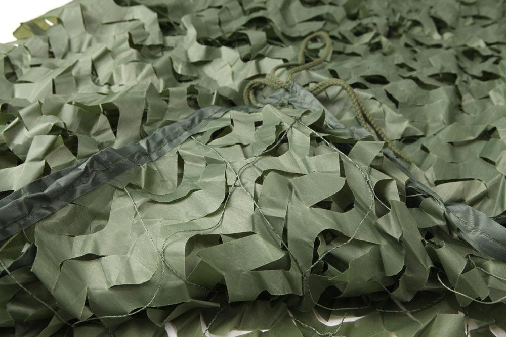 5x8 m Sol abrigo Verde Camo Net
